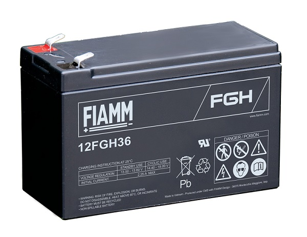 fiamm batteries