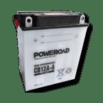 Akumulator za motor 12 V standardni Poweroad & UPLUS