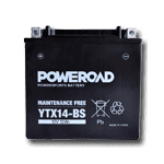 12 V Maintainance free Poweroad & UPLUS