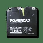 Akumulator za motor 12 V hermetični Poweroad & UPLUS