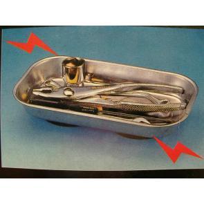 Držala in nosilci, prijemalke in magneti