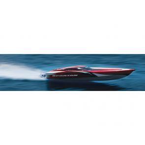 Racing vessel