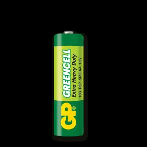 Zinc - Carbon 1.5V