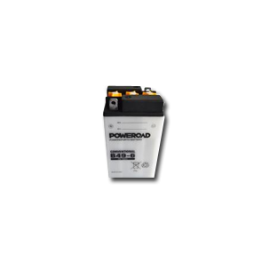 6 Volts Poweroad and UPLUS