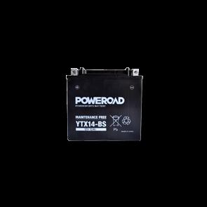 12 V Maintainance free Poweroad & UPLUS