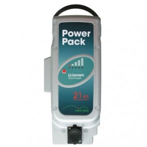 E-Bike Power Pack SR 26V / 21Ah (524Wh) - Panasonic 26V sedež 21Ah (524Wh)