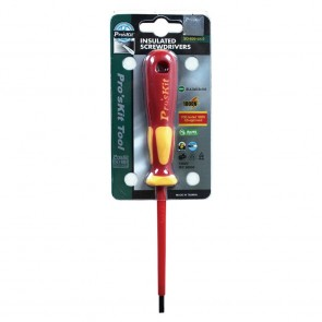 VDE 1000V Insulated Screwdriver (-4.0x100)