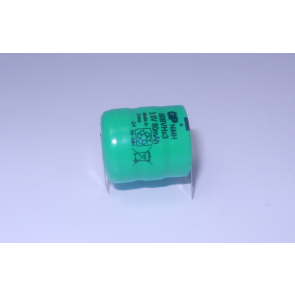 Industrial 3.6V 80 mAh Ni-Mh rechargeable GP battery