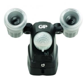 Cordless Lights Safeguard RF2 Outdoor Security LED Sensor Light