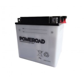 Motorcycle battery - Regular, 12V 6Ah