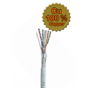 SFTP Cable Cat. 6 - hard wire