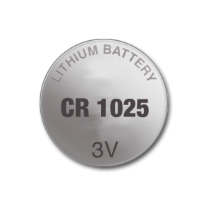 Button battery CR1025