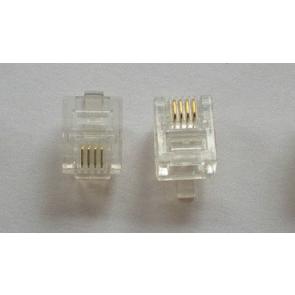 connector TEL. 6/4