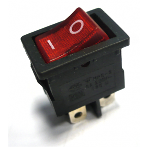 On/Off Switch (red)