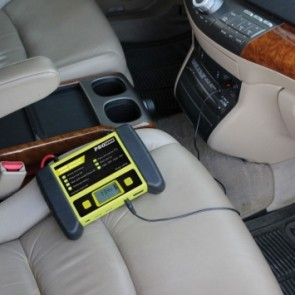 LiFePo4 jump-starter for your car