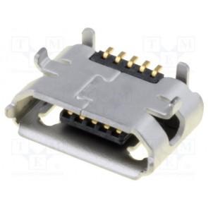 USB B micro Socket