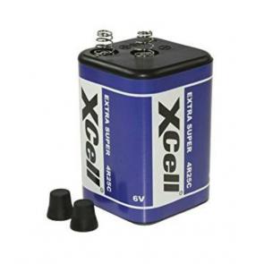 Battery 6V XCELL4R25