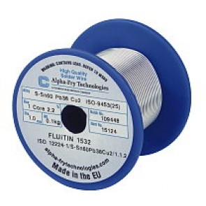 Solder Wire 0.7 mm Fluitin 1532