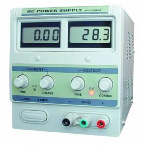 Laboratory supplies unit 30V / 3A