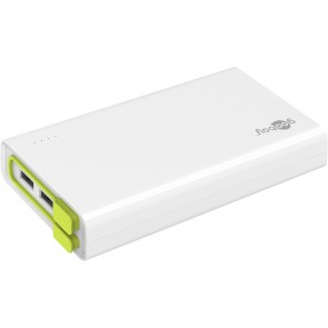 PowerBank 20.0 - strong and compact PowerBank with 20,000 mAh and integrated connection cable