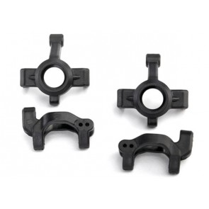 Caster blocks (c-hubs) (2)/ steering block