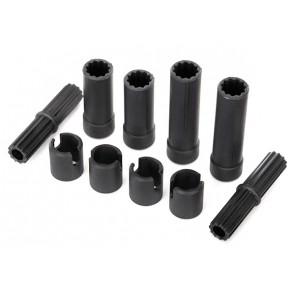 Half shafts, center TRX-4