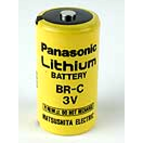 Lithium C size - 3V