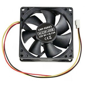 Computer cooling fan 80 mm