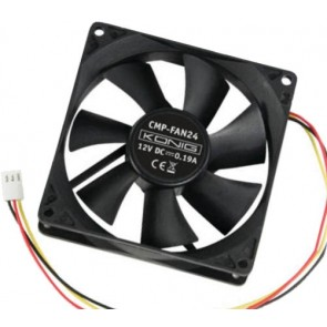 Computer cooling fan 92 mm (3 pin)