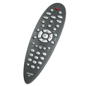 Ruwido Universal Remote Control 5in1 Easytip S5