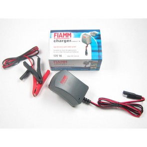 FIAMM Charger 12V acid batteries From 0,7 to 4A