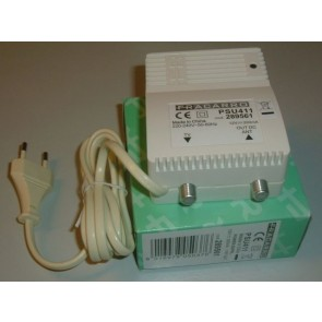 Power supply for antenna amplifiers PSU411