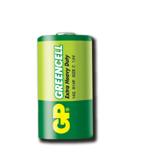 C Greencell GP battery