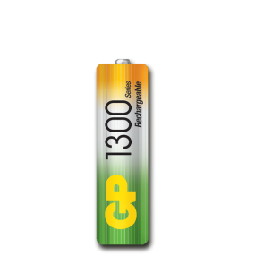 AA 1300 mAh Ni-Mh rechargeable GP battery