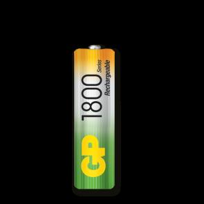 AA 1800 mAh Ni-Mh rechargeable GP battery