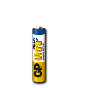 AAA Ultra Plus Alkaline GP battery