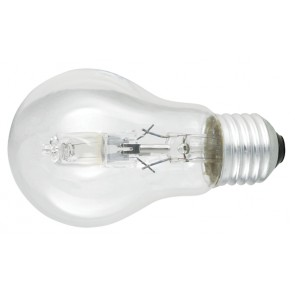 Halogen bulb 52 W GP Energy Saver with E27 Lamp base ( Equvivalent Incandescent lamp power 70 W)