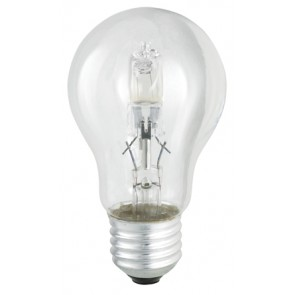 Halogen bulb 70W GP Energy Saver with E27 Lamp base ( Equvivalent Incandescent lamp power 100 W)