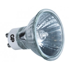 Halogen Reflector 25W GP Energy Saver with GU 10 base (Equvivalent Incandescent lamp power 35W)