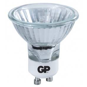 Halogen Reflector 35W GP Energy Saver with GU 10 base (Equvivalent Incandescent lamp power 50W)