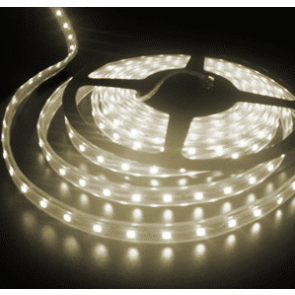 Cool White LED strip with high lumen output