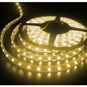 Warm White LED strip with high lumen output