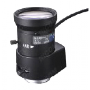Varifocal lens 6-60mm