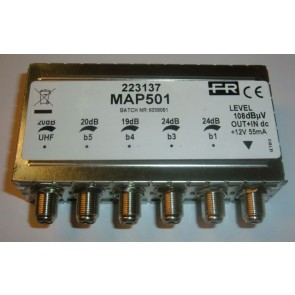 Antenna Amplifier MAP501