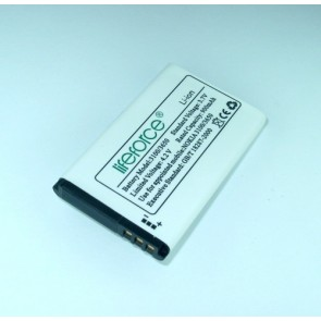 Battery for NOKIA 3650, 6600, 6630, 6670, 6680, 6681, 6820, 6822