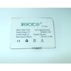 Battery for SIEMENS CX65, M65, S65, CX70, A65...