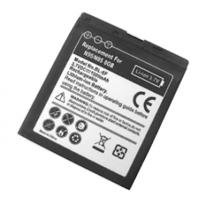 Battery for NOKIA N95 8GB
