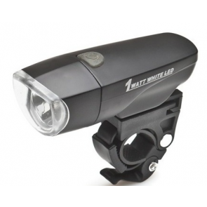 Front bicycle lamp 1W
