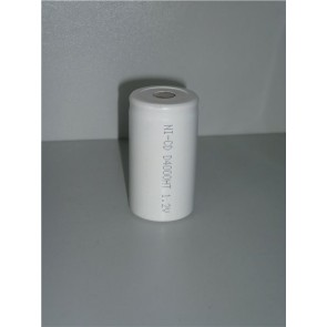 Industrial D 4000 mAh Ni-Cd rechargeable battery