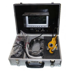 Double Weight Underwater Camera with TFT Monitor